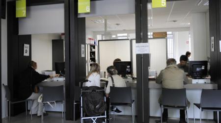 Órgão público em Nancy (Meurthe-et-Moselle). (ALAIN LE BOT / AFP)